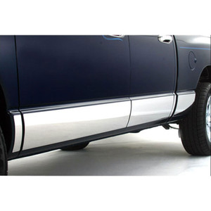Auto Reflections | Side Molding and Rocker Panels | 87-96 Dodge Dakota | R2620-Chrome-Rocker-Panels
