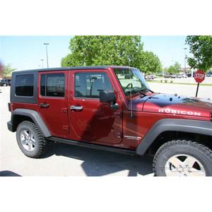 Putco | Door Handle Covers and Trim | 07-15 Jeep Wrangler | PUTD0215