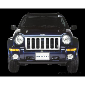 Putco | Grille Overlays and Inserts | 02-04 Jeep Liberty | PUTG0168