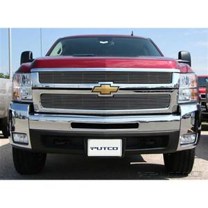 Putco | Grille Overlays and Inserts | 07-10 Chevrolet Silverado HD | PUTG0258