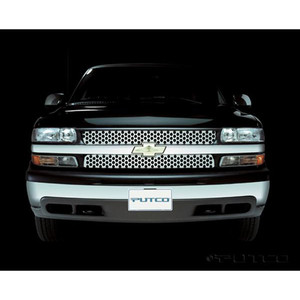 Putco | Grille Overlays and Inserts | 00-06 Chevrolet Tahoe | PUTG0292