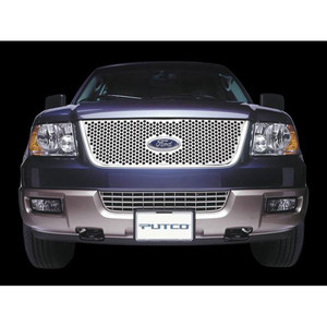 Putco | Grille Overlays and Inserts | 09-12 Ford F-150 | PUTG0404