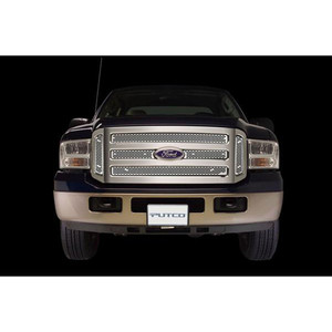 Putco | Grille Overlays and Inserts | 07-10 GMC Sierra HD | PUTG0478