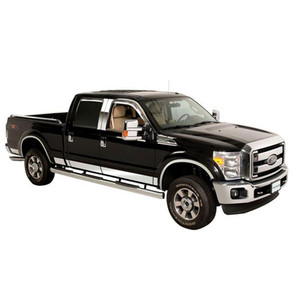 Putco | Side Molding and Rocker Panels | 99-15 Ford Super Duty | PUTO0132