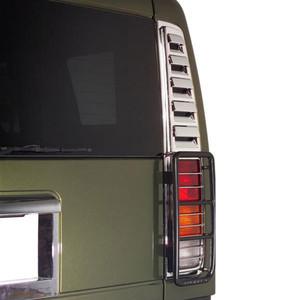 Putco | Vents and Vent Covers | 03-09 Hummer H2 | PUTQ0096