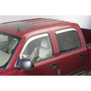 Putco   Window Vents and Visors   02-06 Cadillac Escalade   PUTV0005
