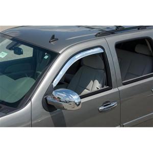Putco   Window Vents and Visors   07-13 Chevrolet Silverado 1500   PUTV0042