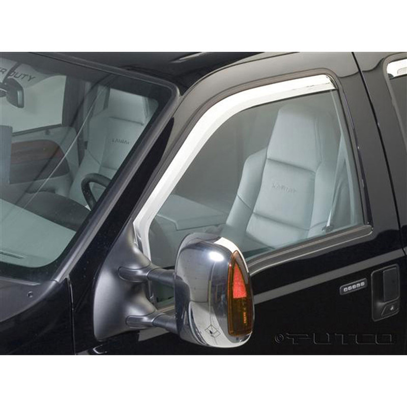 Window Vents And Visors