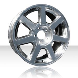 REVOLVE   17-inch Wheels   05-10 Cadillac STS   RVW0040