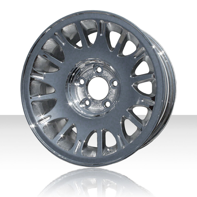 Revolve 16 Inch Wheels 98 02 Lincoln Town Car Rvw0428