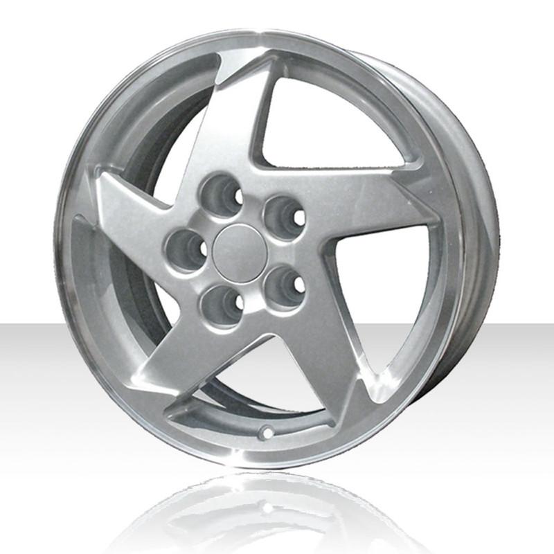 revolve 16 inch wheels 04 06 pontiac grand prix rvw0528. Black Bedroom Furniture Sets. Home Design Ideas