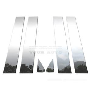 Brite Chrome | Pillar Post Covers and Trim | 11-15 Dodge Durango | BCIP032