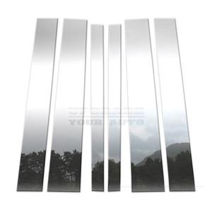 Brite Chrome | Pillar Post Covers and Trim | 02-09 GMC Envoy | BCIP038