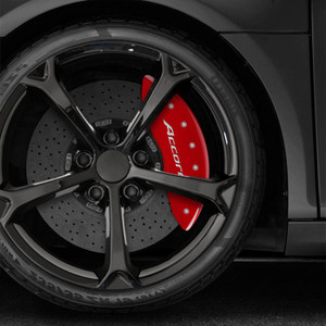 EXCALIPER Set of 4 Accord Caliper Covers for 2016 Honda Accord