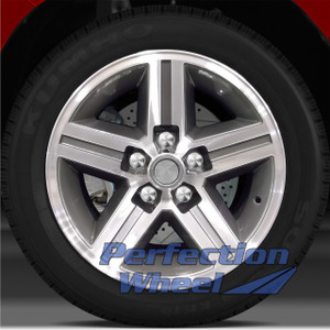 1985-1987 Chevy Camaro 16x8 Factory Front Wheel (Dark Argent Charcoal)