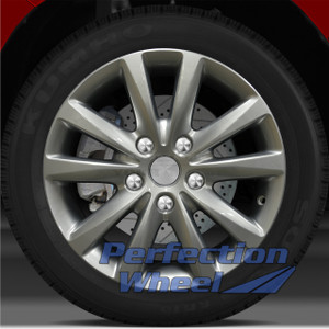 2014-2015 Chrysler Town & Country 17x6.5 Factory Wheel (Hyper Bright Silver)