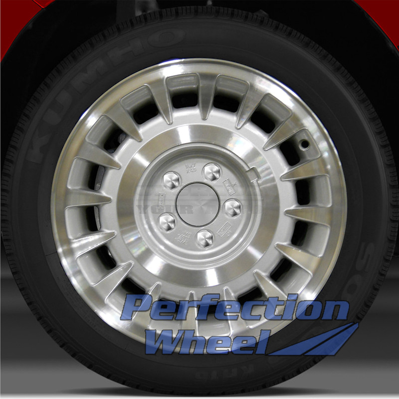 Perfection Wheel 16 Inch Wheels 98 02 Lincoln Town Car Perf00213