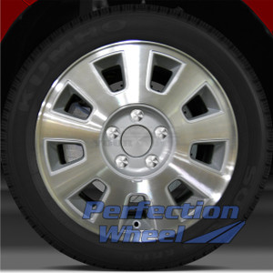 2003-2009 Mercury Grand Marquis 16x7 Factory Wheel (Sparkle Silver)