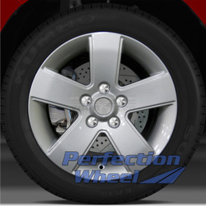 2006-2009 Ford Fusion 16x6.5 Factory Wheel (Bright Sparkle Silver)