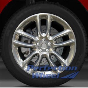 2010 Lincoln MKX 22x9 Factory Wheel (Full)