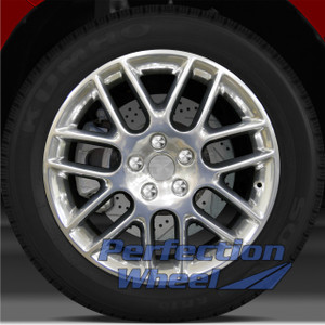 2011-2014 Ford Mustang 18x8 Factory Wheel (Full)