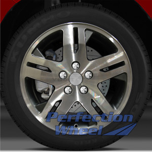 2004-2009 Mitsubishi Endeavor 17x7 Factory Wheel (Dark Charcoal)