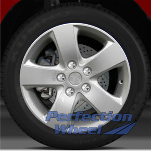 2006-2012 Suzuki Grand Vitara 16x6.5 Factory Wheel (Bright Medium Silver)