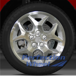 2000-2005 Plymouth Neon 15x6 Factory Wheel (Medium Sparkle Silver)