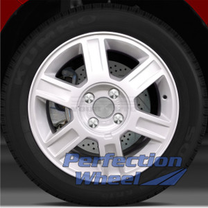 2001-2002 Mercury Cougar 16x6.5 Factory Wheel (Sparkle Silver Full Face)