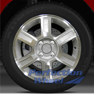 2001-2002 Mercury Cougar 16x6.5 Factory Wheel (Sparkle Silver Machined)