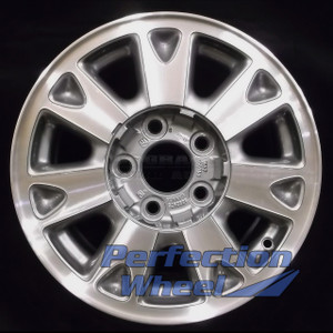 Perfection Wheel | 15-inch Wheels | 98-04 Chevrolet S-10 | PERF02712