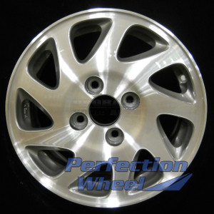 Perfection Wheel | 15-inch Wheels | 94-96 Honda Prelude | PERF04637