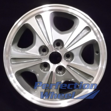 Perfection wheel 16 inch wheels 99 01 mitsubishi galant perf05506 publicscrutiny