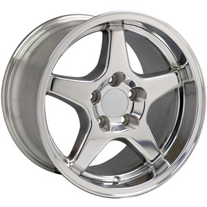 17-inch Wheels | 88-96 Chevrolet Corvette | OWH0114