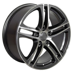 18-inch Wheels   95-99 Audi A5   OWH0252