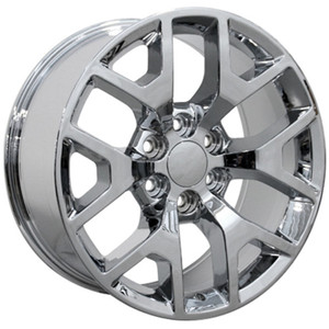 20-inch Wheels | 03-14 Chevrolet Express | OWH1508