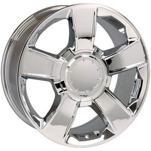 20-inch Wheels   99-14 Chevrolet Silverado 1500   OWH1879