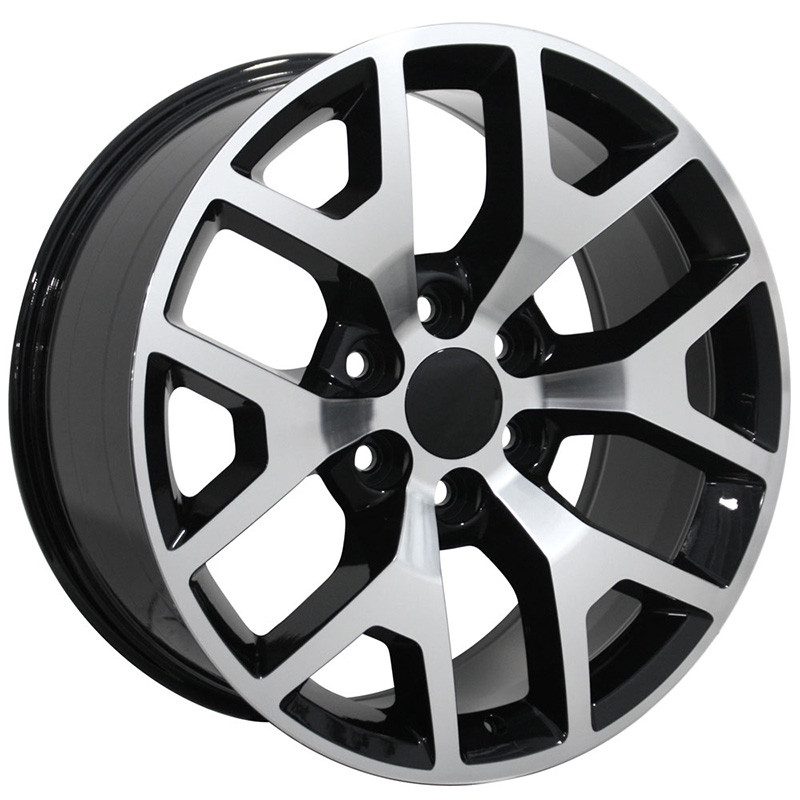 Image result for 22 snowflake wheels