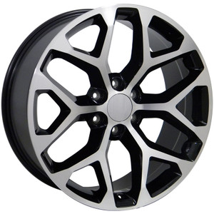 20-inch Wheels | 02-13 Chevrolet Avalanche | OWH2387