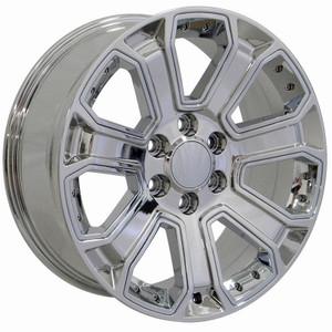 22-inch Wheels | 03-08 GMC Savana | OWH2680