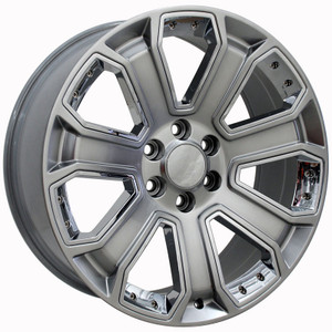 22-inch Wheels | 02-13 Chevrolet Avalanche | OWH2709