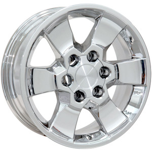 17-inch Wheels | 01-14 Toyota Tacoma | OWH3048
