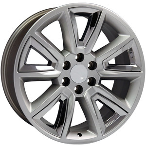 22-inch Wheels | 02-06 Chevrolet Avalanche | OWH3354