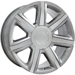 24-inch Wheels   92-14 Chevrolet Suburban   OWH3483
