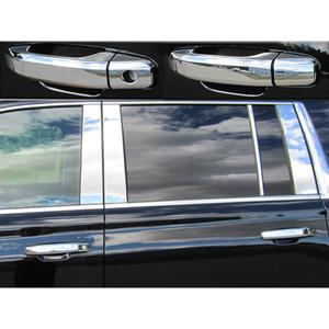 Luxury FX | Door Handle Covers and Trim | 15-16 GMC Yukon XL | LUXFX1717