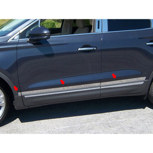 Luxury FX | Side Molding and Rocker Panels | 15-16 Lincoln MKC | LUXFX1862