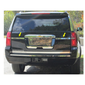 Luxury FX | Rear Accent Trim | 15-16 Chevrolet Suburban | LUXFX2056