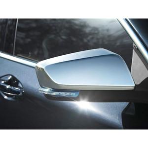 Luxury FX | Mirror Covers | 14-16 Chevrolet Impala | LUXFX2182