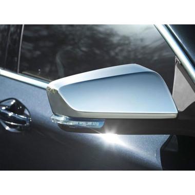 Luxury FX | Mirror Covers | 14-16 Chevrolet Impala | LUXFX2183