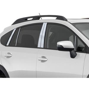 Luxury FX | Pillar Post Covers and Trim | 13-16 Subaru Impreza | LUXFX2302